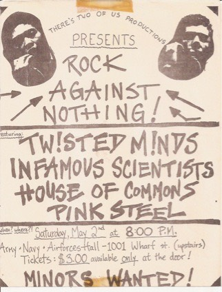 Rock Against Nothing